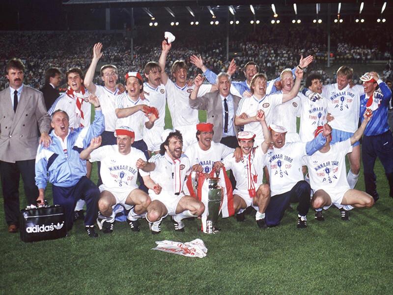 ПСВ - победитель Кубка чемпионов 1988 года