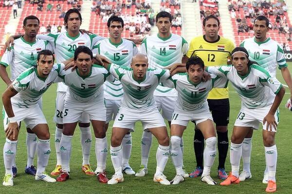 Сборная Ирака по футболу
