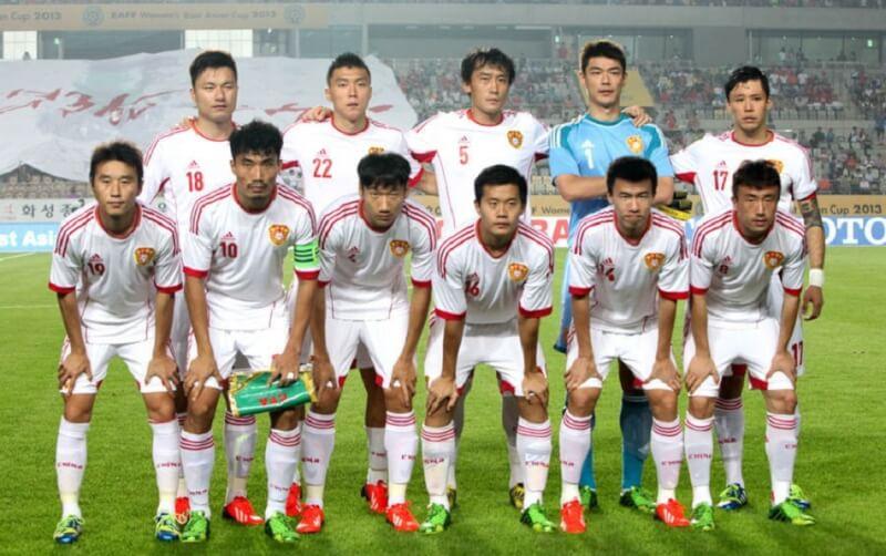 Сборная Китая по футболу
