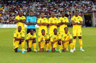 Сборная Ямайки по футболу