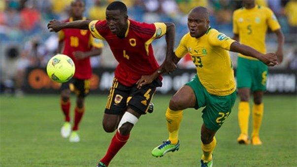 Сборная Анголы по футболу: статистика, рейтинг, состав, матчи