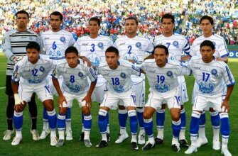 Сборная Сальвадора по футболу