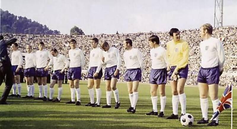 ЧМ-1966: сборная Англии