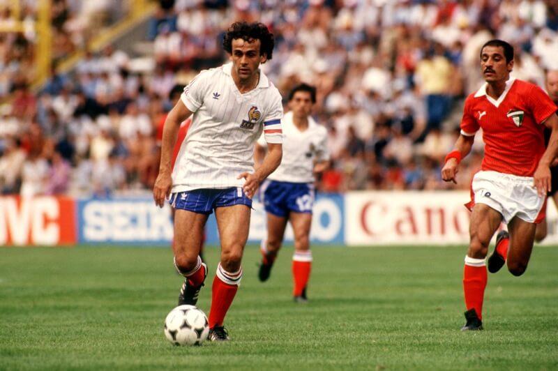 ЧМ-1982: Англия - Франция