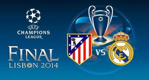 Финал Лиги чемпионов 2014 года