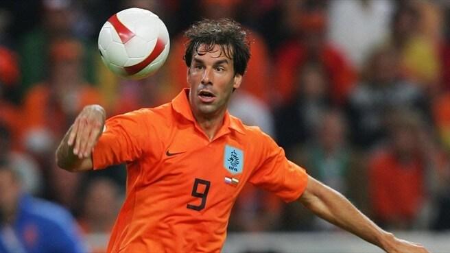 Рууд ван Нистелрой в сборной Голландии
