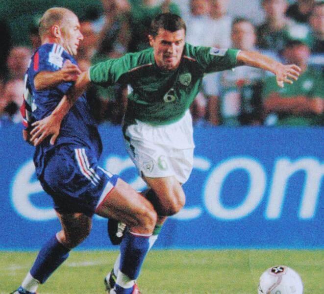 Ирландия - Франция: отборочный матч