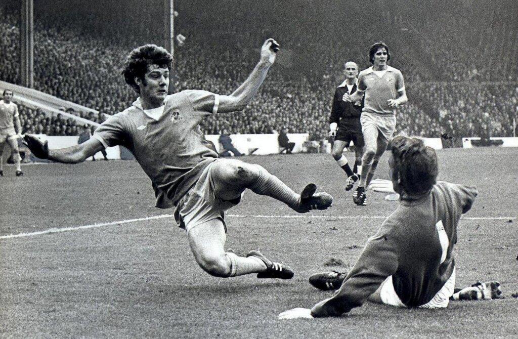 Манчестерское дерби 1970-х годов
