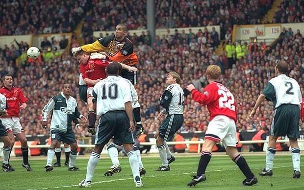 Манчестер юнайтед ливерпуль 1996