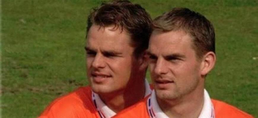 Футболисты - близнецы: часть первая