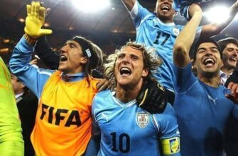 Лучшие матчи сборной Уругвая на чемпионатах мира