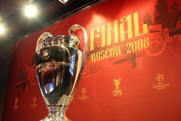 Финал Лиги чемпионов 2008 года