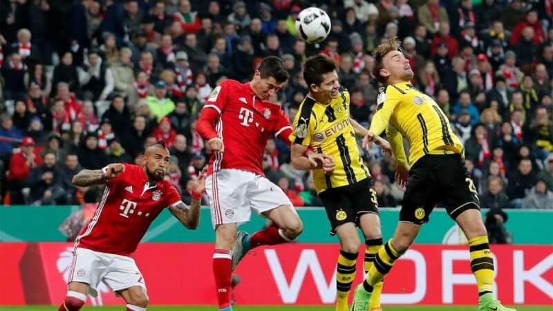 Великие футбольные противостояния бавария