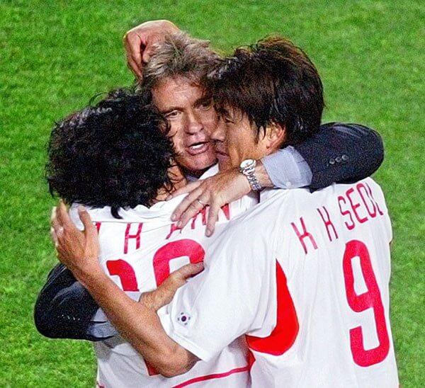 Гус Хиддинк: корейский успех