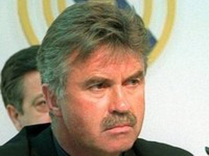 """Гус Хиддинк - тренер """"Реала"""""""