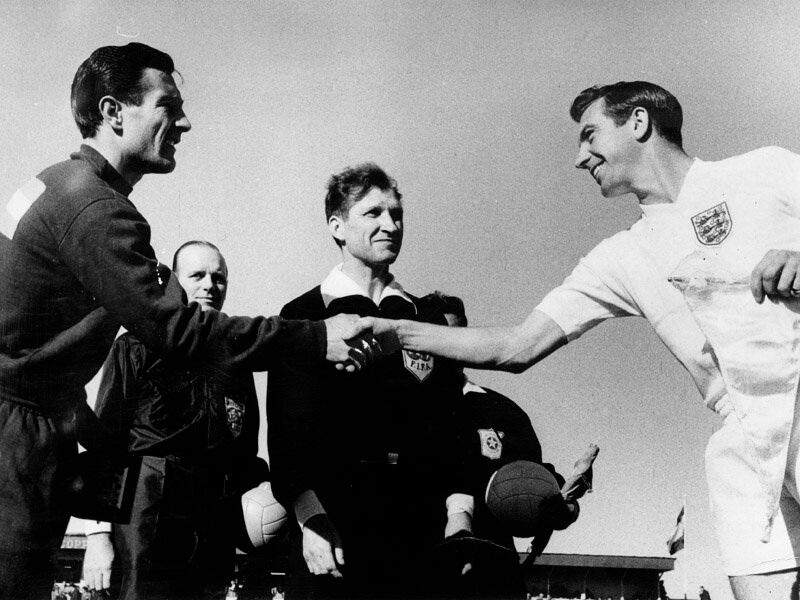 ЧМ-1964: Англия - Аргентина