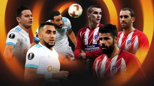 Финал Лиге Европы по футболу 2018 года