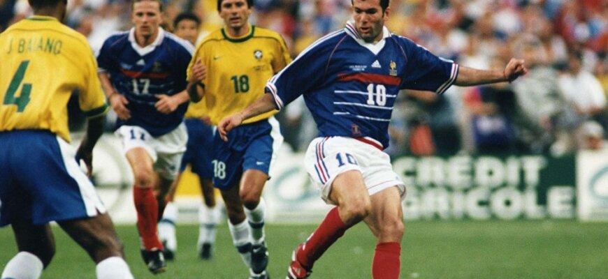 Финал чемпионата мира по футболу 1998 года