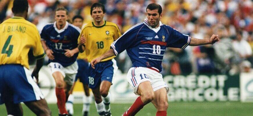 Финал чемпионата мира 1998 года