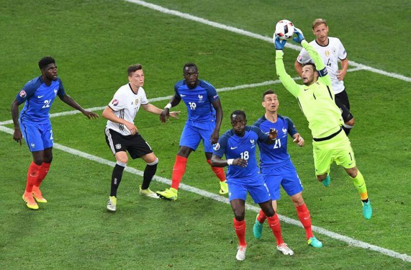 Евро-2016: Германия - Франция