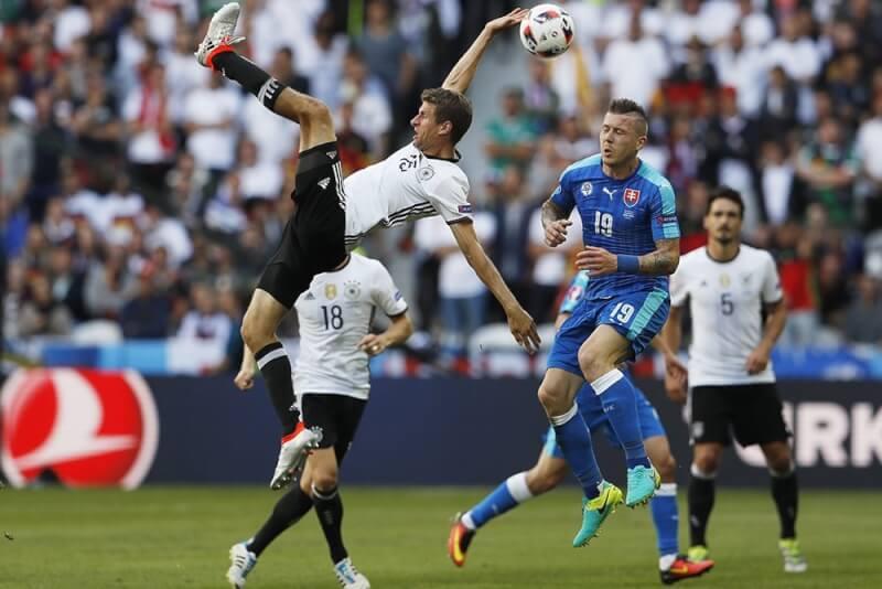 Евро-2016: Германия - Словакия