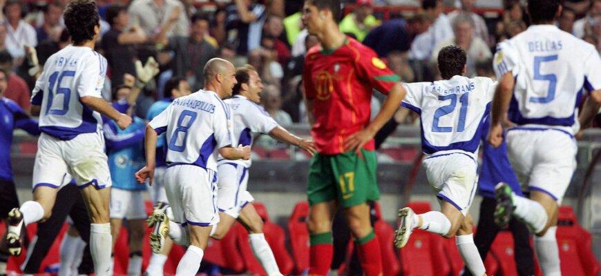 Финал чемпионата Европы 2004 года