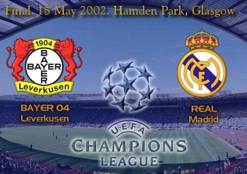 Финал Лиги чемпионов 2002 года
