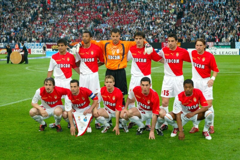 """ФК """"Монако"""" в сезоне 2003-2004"""