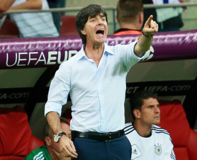 Йоахим Лев - главный тренер сборной Германии