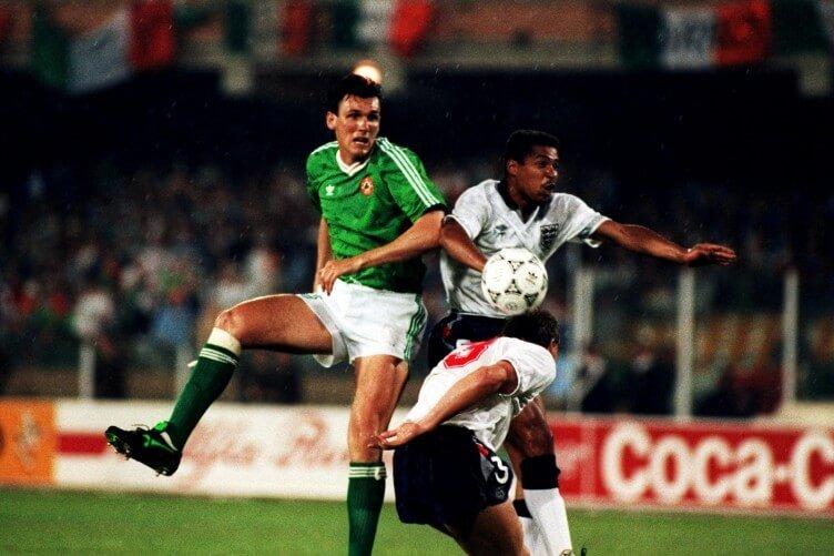 ЧМ-1990: Ирландия - Англия