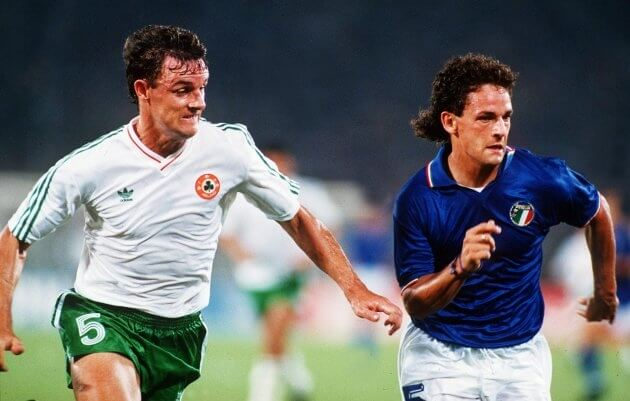 ЧМ-1990: Ирландия - Италия
