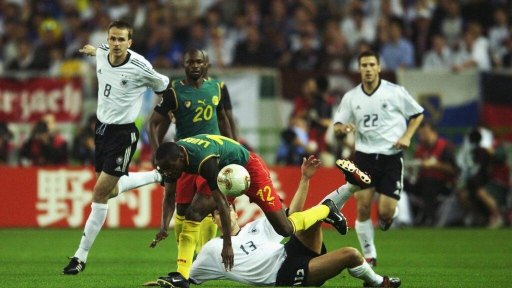 ЧМ-2002: Германия - Камерун