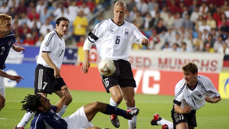ЧМ-2002: Германия - США