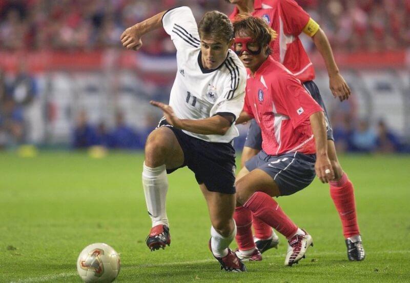 ЧМ-2002: Германия - Южная Корея