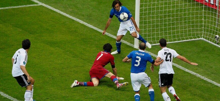 Италия - Германия: полуфинал Евро-2012