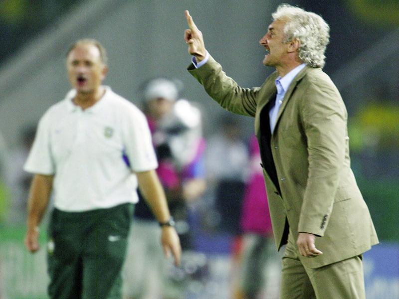 Руди Фёллер - тренер сборной Германии