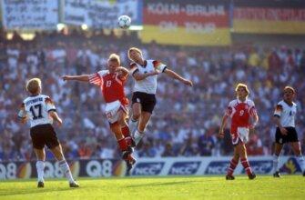 Финал чемпионата Европы 1992 года