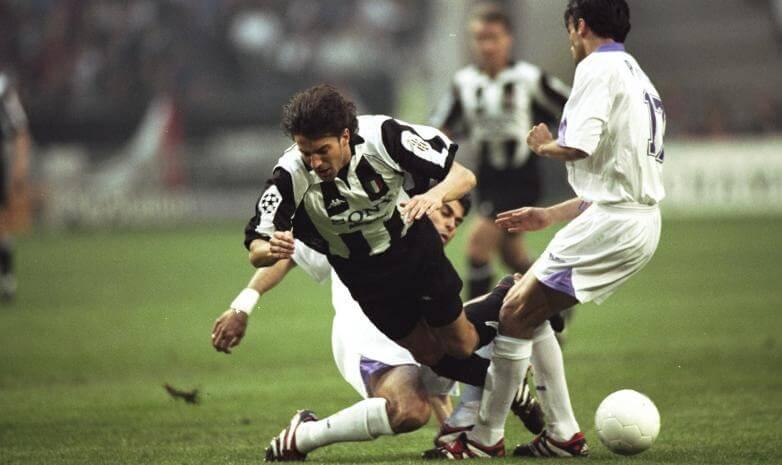 Реал ювентус финал 1998