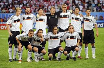 Сборная Германии на чемпионате Европы 2008 года