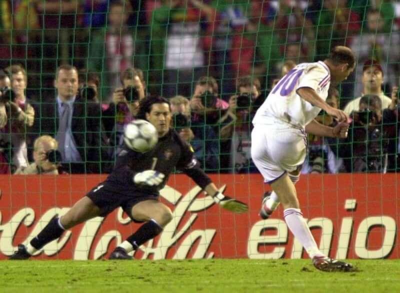 Франция - Португалия на Евро-2000