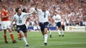 Лучшие матчи сборной Англии на чемпионатах Европы