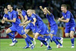 10 лучших матчей сборной Италии на чемпионатах мира
