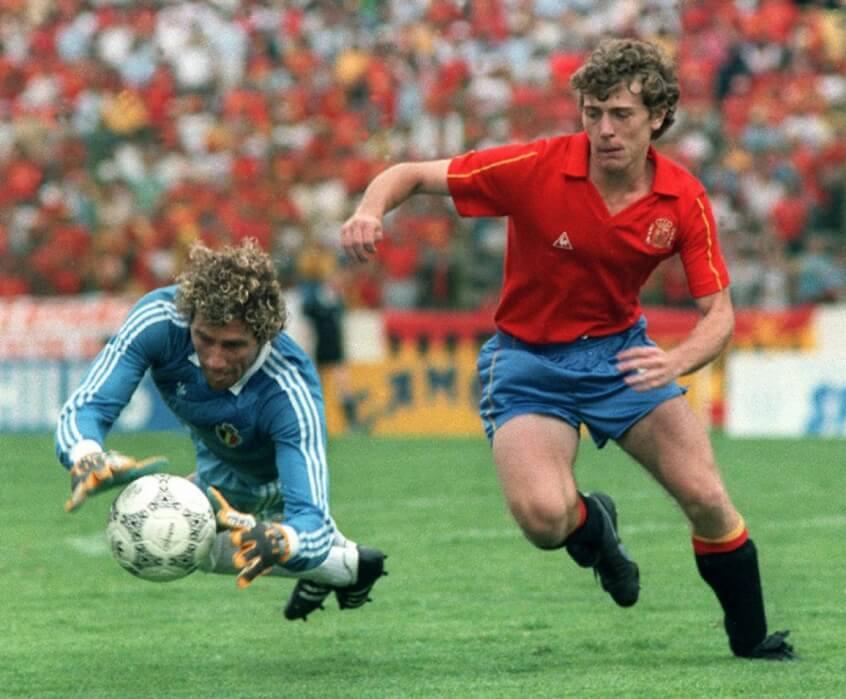 Бутрагеньо испания футбол