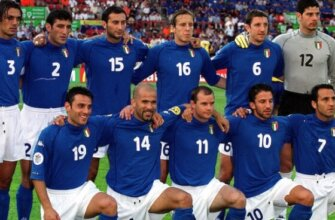 Сборная Италии на чемпионате Европы 2000 года
