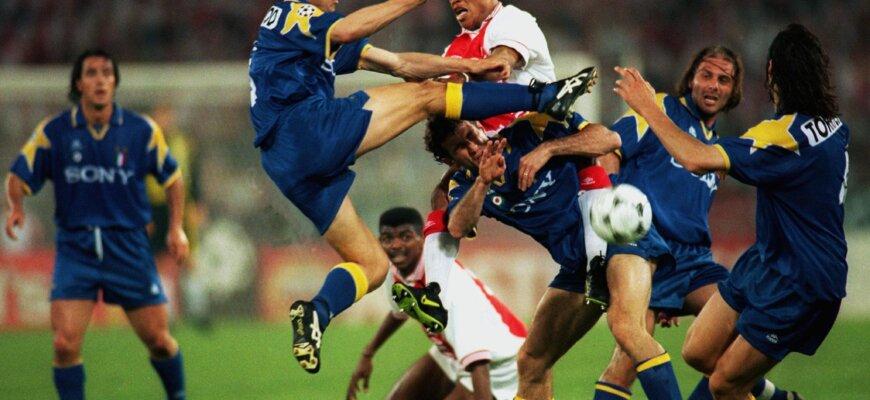 Финал Лиги чемпионов 1996 года