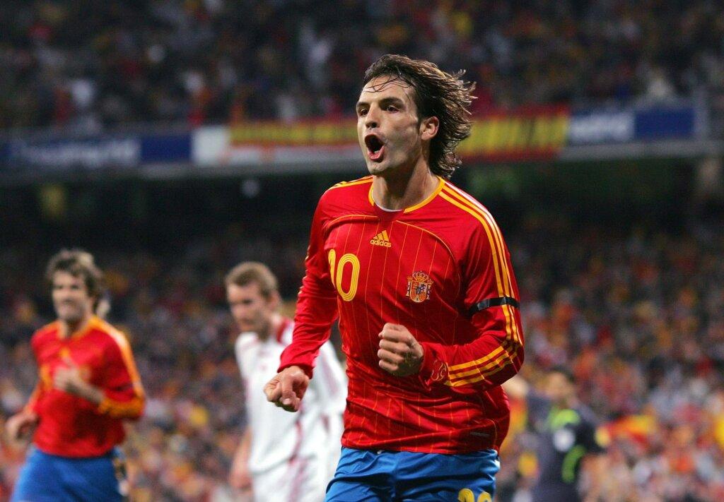 Испанский футболист морьентес