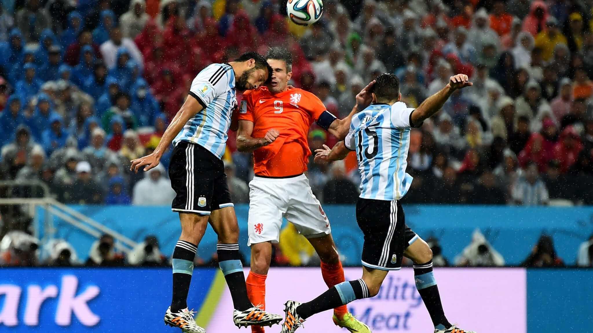 Футбольные противостояния: Аргентина - Голландия