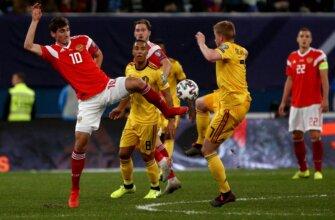 Футбольные противостояния: Россия - Бельгия