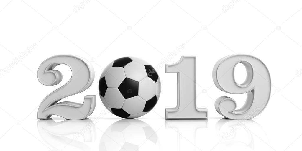 Главные футбольные события 2019 года