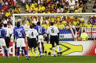 Бразилия - Англия: четвертьфинал ЧМ-2002